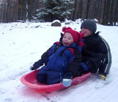 Brady_sledding